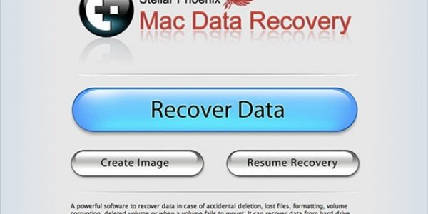 Download and install Stellar Phoenix Mac Data Recovery Software