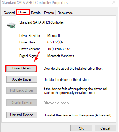 Update chipset driver