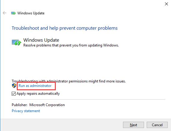 Windows-error-0x800705b4