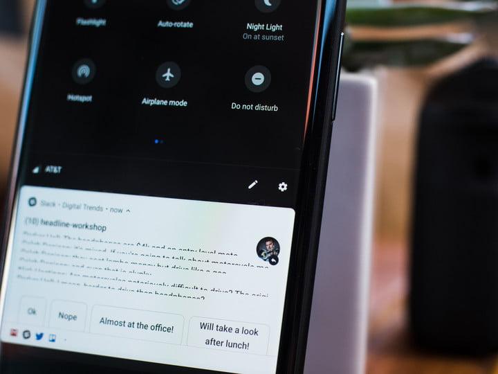 Android 9 Pie Do Not Disturb Improvements