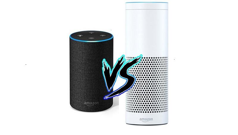 Amazon Echo 2 vs Echo Plus