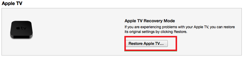 How to Fix Apple TV Blank Screen Issue | Official Tech Support