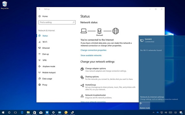 windows 10 issues with Wi-Fi