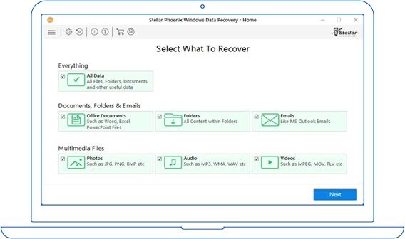 Recover/Retrieve Lost or Deleted Files