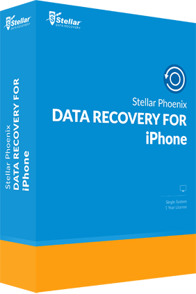 Stellar Phoenix iPhone Data Recovery Software to fix battery drain issues