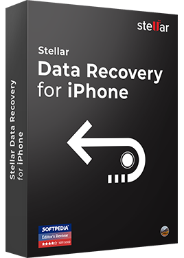 Stellar iPhone Data Recovery software for Mac