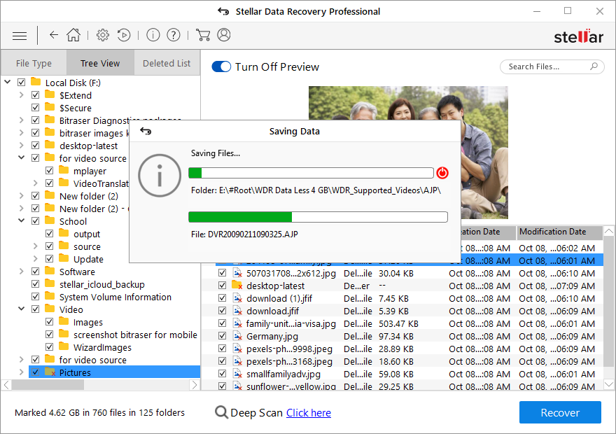 Stellar Mac Data Recovery Software - Steps8