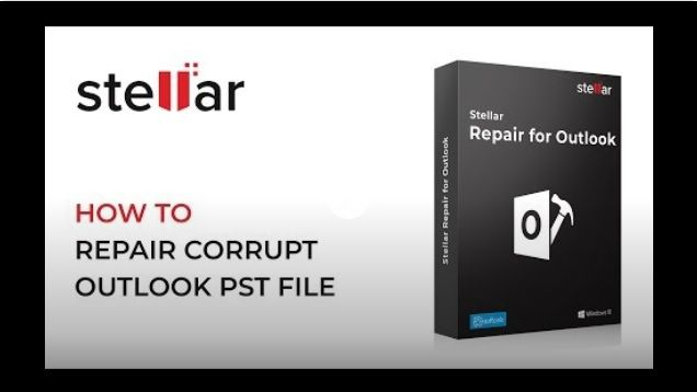 Stellar Outlook PST Repair Software