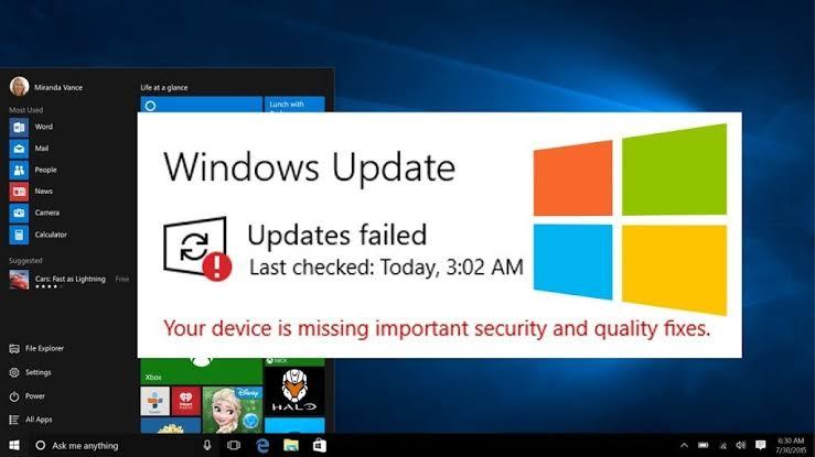 Fix Windows 10 May 2019 Update
