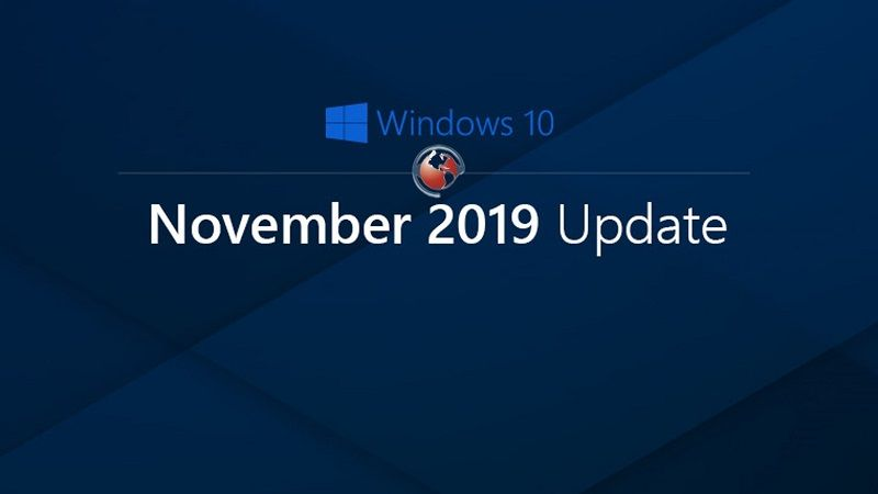 fix windows 10 november 2019 update problems