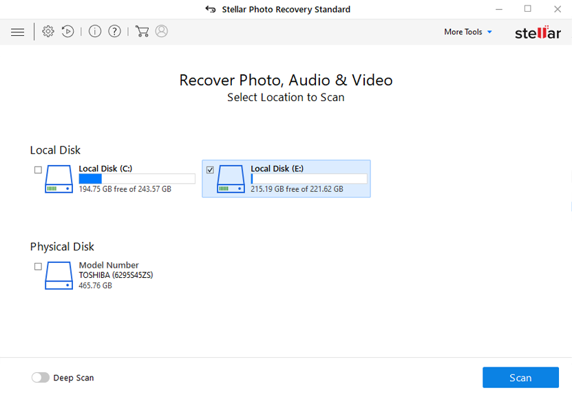 Canon Digital Camera Recovery