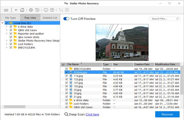 Canon Photo Recovery tool Step-4